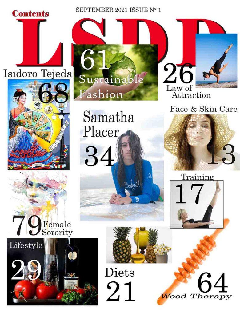 Content LSDD Digital Magazine Dorian's Secrets